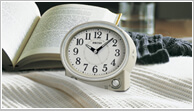 苦手な朝を克服し毎朝ばっちり起きられる目覚まし時計。