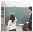 学校・塾・教室用掛け時計
