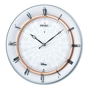 CITIZEN シチズン SIMPLE&MODERN 電波掛け時計 シンプルモードM11 【8MYA11-006】 茶色