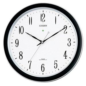CITIZEN シチズン 強化防滴・防塵電波掛け時計 ネムリーナM691【4my691-019】