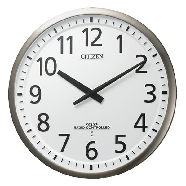 CITIZEN シチズン 電波掛け時計 スリーウェイブM839【4MY839-019】 45cm