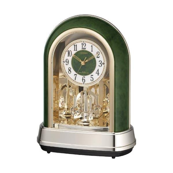 CITIZEN シチズン 電波 置き時計 パルドリームR427 4RN427005