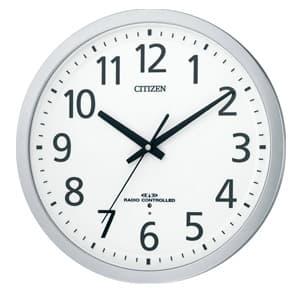 CITIZEN シチズン 電波掛け時計 スペイシーM462【8my462019】 35cm