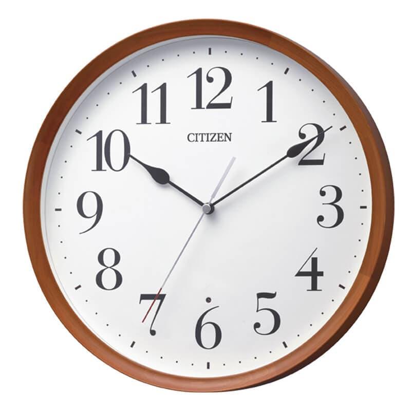 CITIZEN(シチズン) RHYTHM リズム  電波掛け時計 8MY540-006