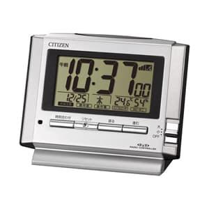CITIZEN シチズン デジタル 電波 置き時計 パルデジットユーイ 8RZ134019