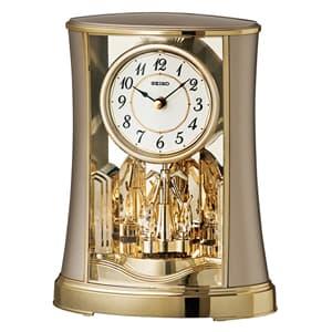 SEIKO セイコー クオーツ置き時計【BY428G】
