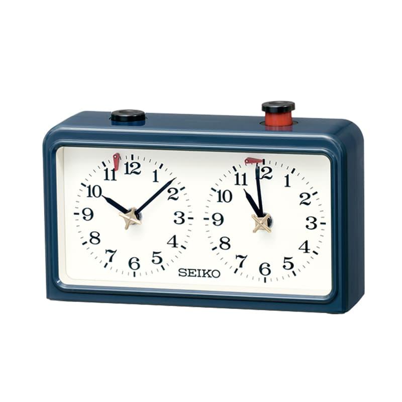SEIKO セイコー 置き時計 「日本将棋連盟 推薦」対局用置時計 BZ361L