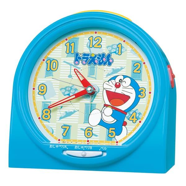 SEIKO セイコー キャラクター 目覚まし時計 ドラえもん CQ137L