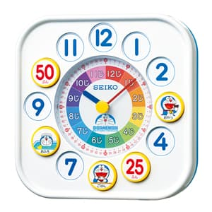 SEIKO セイコー ドラえもん知育時計【CQ319W】