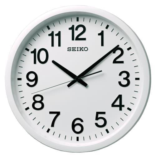 SEIKO/セイコー 衛星電波掛け時計 【GP202W】