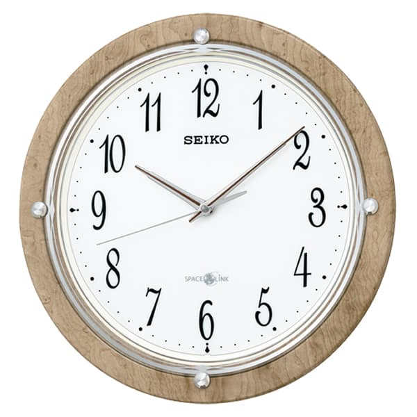 SEIKO セイコー 衛星電波 掛け時計 スペースリンク GP212A