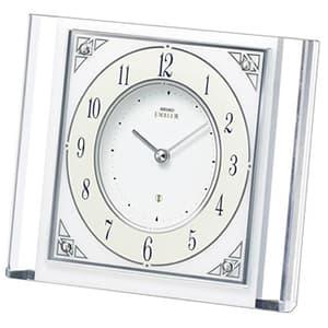 SEIKO EMBLEM セイコーエムブレム クオーツ置き時計【HW565W】