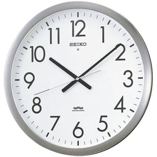 SEIKO セイコー 電波掛け時計【グリーン購入法適応商品】【KS266S】