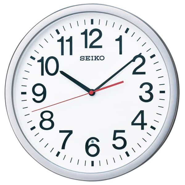 SEIKO セイコー スタンダード オフィス 電波 掛け時計 KX229S 36cm