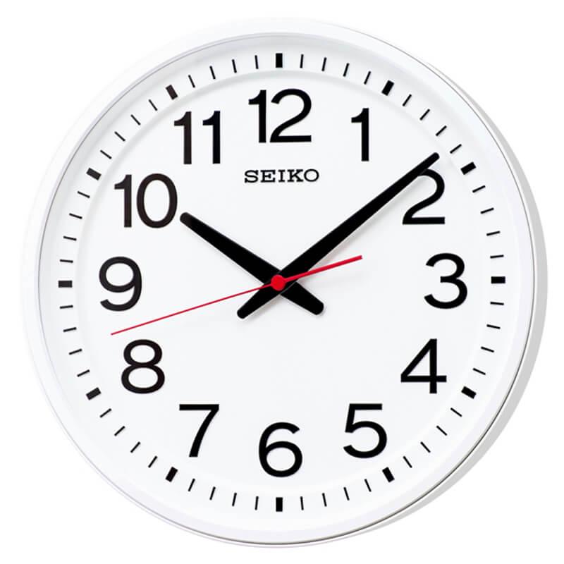 SEIKO セイコー オフィス クロック 電波掛け時計 KX236W