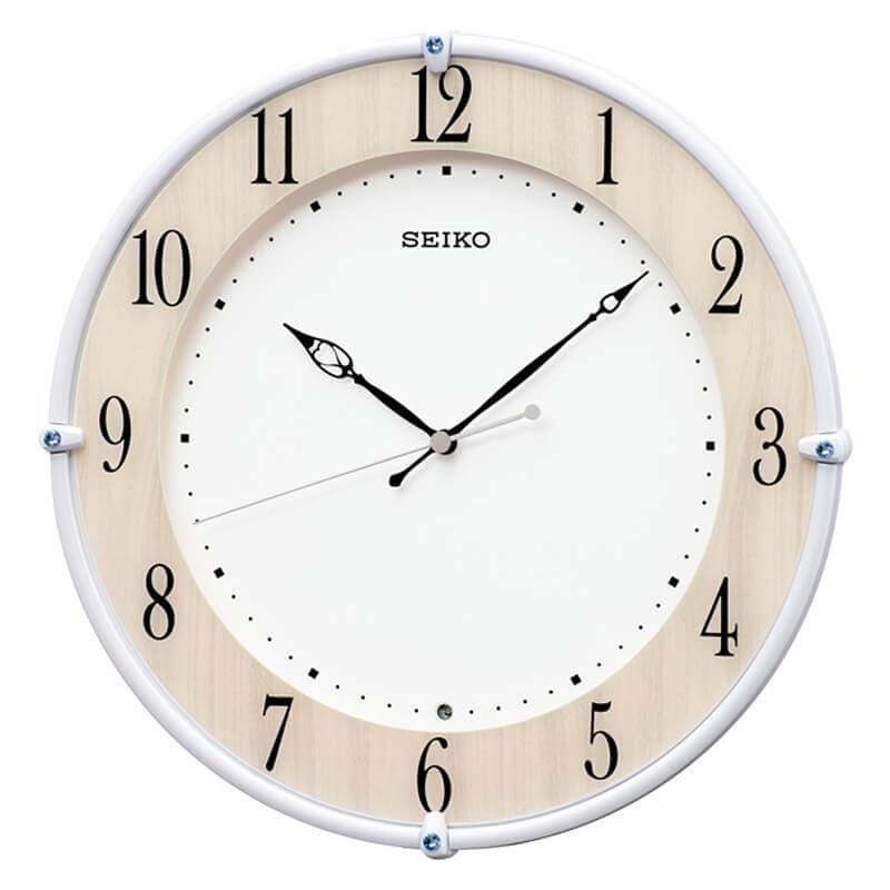SEIKO セイコー スタンダード 電波掛け時計 KX242B