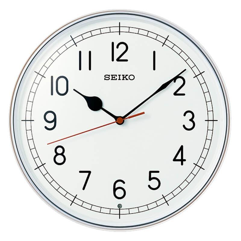 SEIKO セイコー 電波掛け時計 スタンダード KX253W