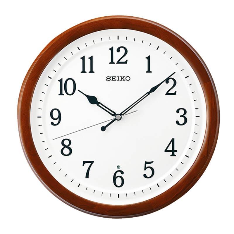 SEIKO セイコー 電波掛け時計 スタンダード【KX254B】