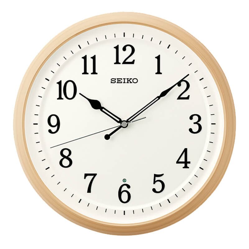 SEIKO セイコー 電波掛け時計 スタンダード【KX255B】