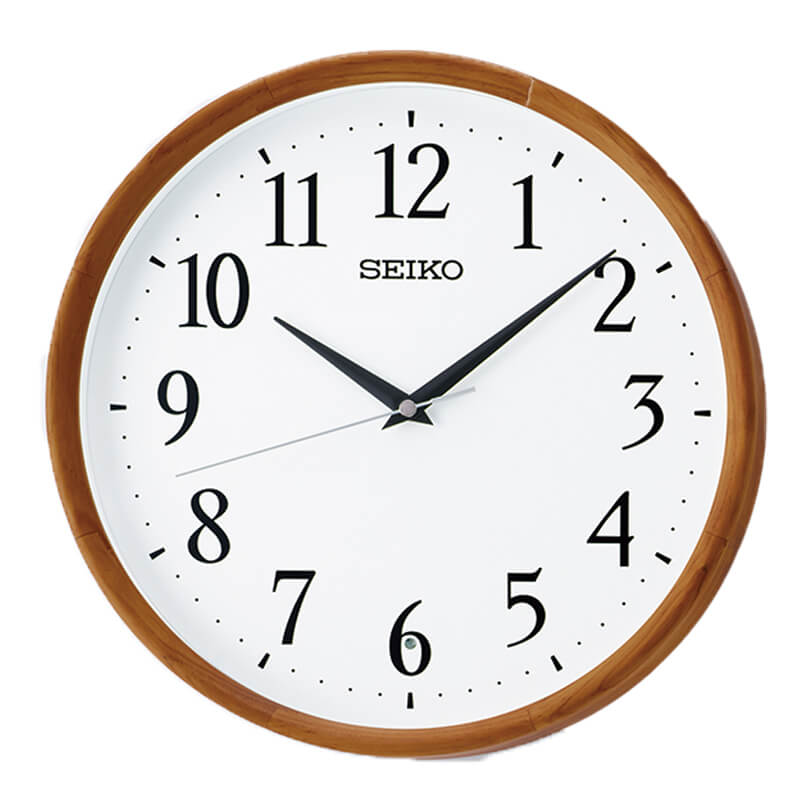 SEIKO セイコー 電波掛け時計 スタンダード【KX264B】