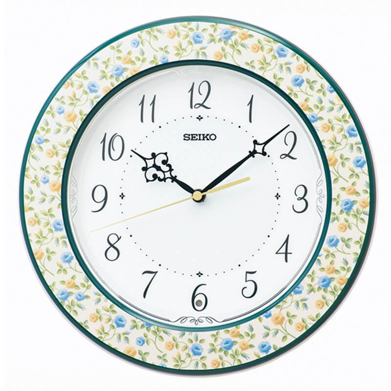 SEIKO(セイコー)スタンダード 木枠 電波掛け時計 KX266Y
