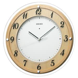 SEIKO セイコー 電波掛け時計 インターナショナル・コレクション【KX321A】