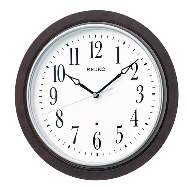 SEIKO セイコー 電波掛け時計 スタンダード【KX391B】