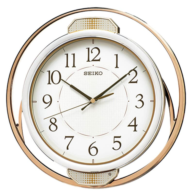 SEIKO セイコー 振り子 電波掛け時計 PH207G