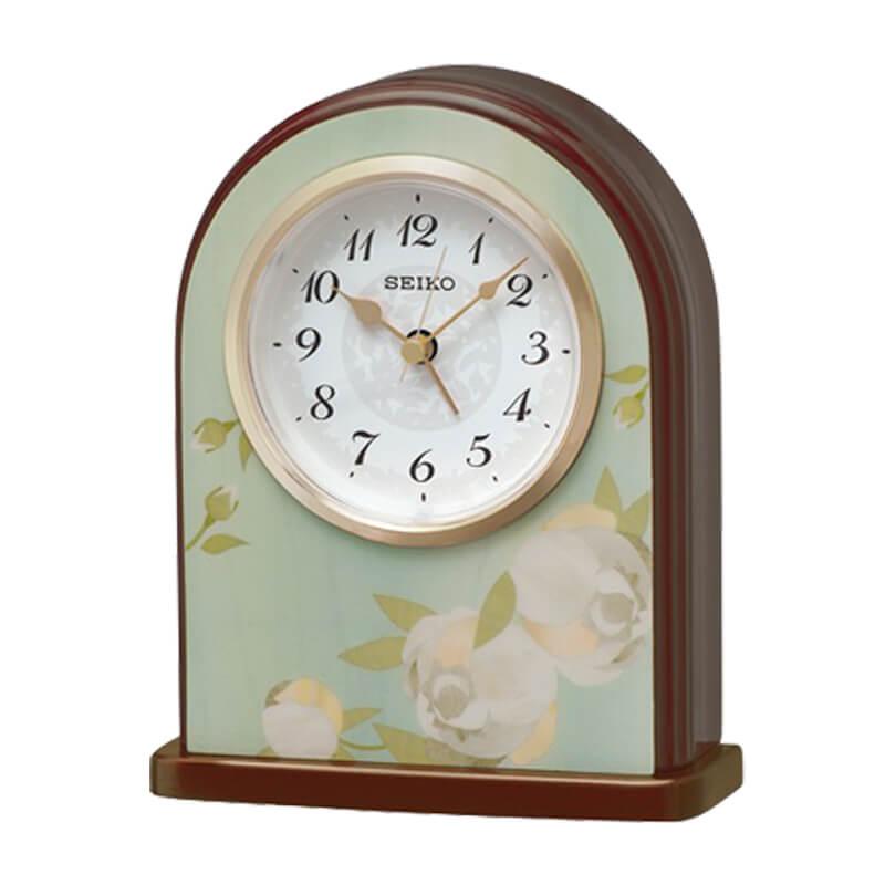 SEIKO セイコー 置き時計 QK736L