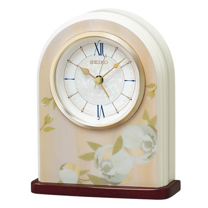 SEIKO セイコー 置き時計 QK736P