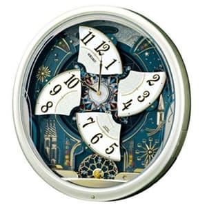 SEIKO セイコー 高音質電波からくり掛け時計 ウェーブシンフォニー【re561h】