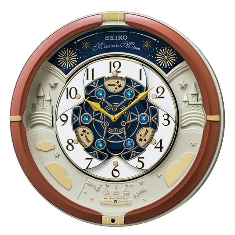 SEIKO(セイコー) からくり時計30周年記念モデル RE601B