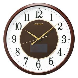 SEIKO/セイコー ハイブリッドソーラー 掛け時計 SF241B