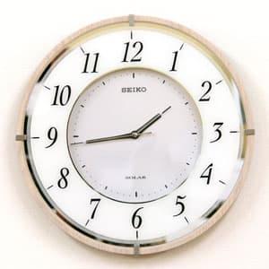 SEIKO セイコー 電波掛け時計 ソーラープラス【SF501B】 37cm