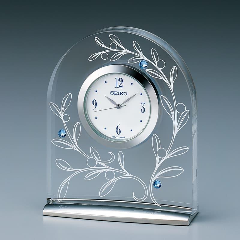 SEIKO セイコー スタンダード  クオーツ 置き時計 レスポワール UF804S