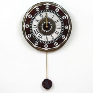 Antonio Zaccarellaアントニオ・ザッカレラ 掛け時計 ザッカレラZ135【zc135001】 レッド