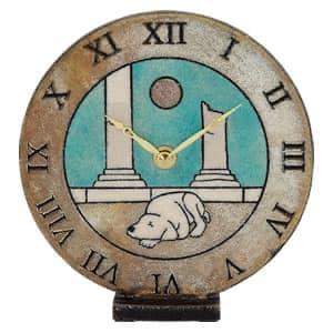 Antonio Zaccarellaアントニオ・ザッカレラ 置き時計 ザッカレラZ144A【zc144a04】