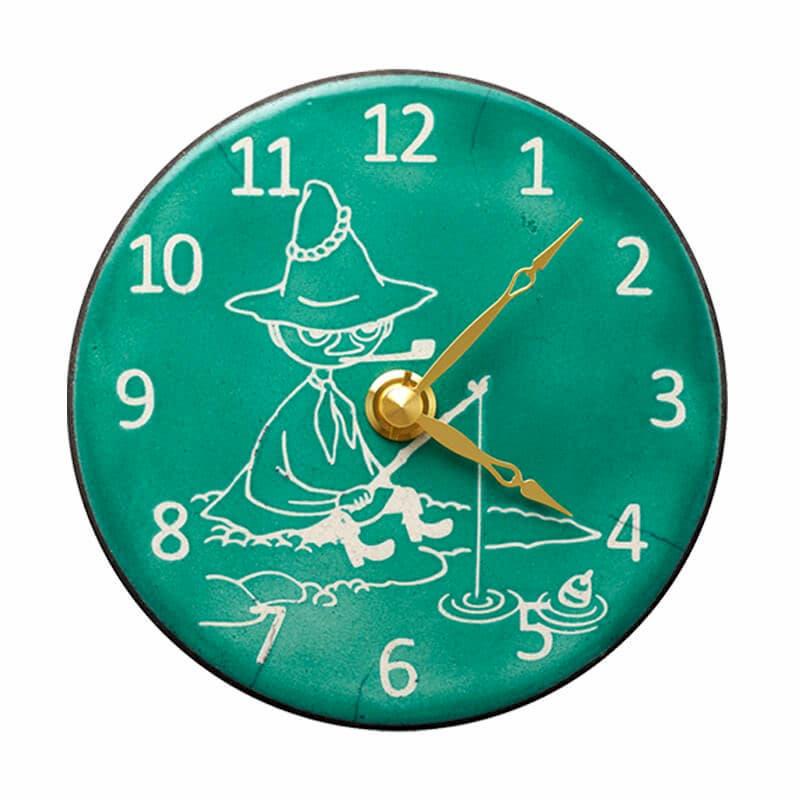 Antonio Zaccarellaアントニオ・ザッカレラ 掛け・置き兼用時計 CHARACTER  ムーミン スナフキン ZC969MT05
